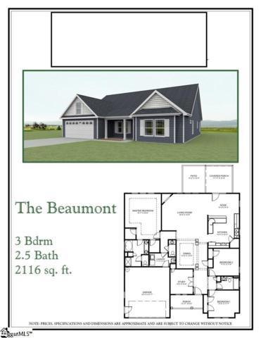 650 Cub Branch Drive Lot 70, Spartanburg, SC 29301 (#1371926) :: Hamilton & Co. of Keller Williams Greenville Upstate