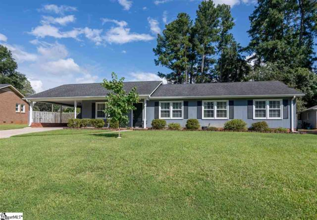 214 Heather Drive, Spartanburg, SC 29301 (#1372732) :: Hamilton & Co. of Keller Williams Greenville Upstate