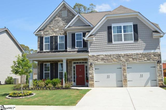 135 Willowbottom Drive, Greer, SC 29651 (#1372795) :: The Haro Group of Keller Williams
