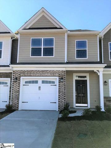 816 Appleby Drive Lot 88, Simpsonville, SC 29681 (#1373031) :: Hamilton & Co. of Keller Williams Greenville Upstate