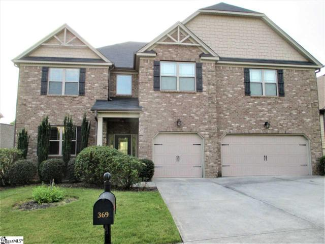369 Harkins Bluff Drive, Greer, SC 29651 (#1373130) :: Hamilton & Co. of Keller Williams Greenville Upstate