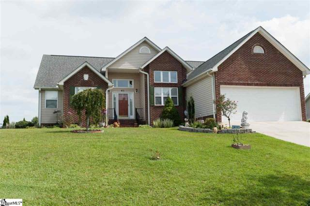 411 Winding Brook Court, Greenville, SC 29617 (#1374262) :: The Toates Team