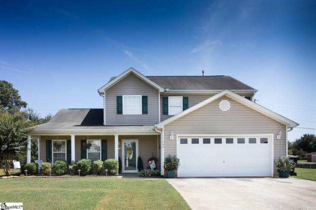 644 Hunters Lane, Anderson, SC 29625 (#1374864) :: Hamilton & Co. of Keller Williams Greenville Upstate