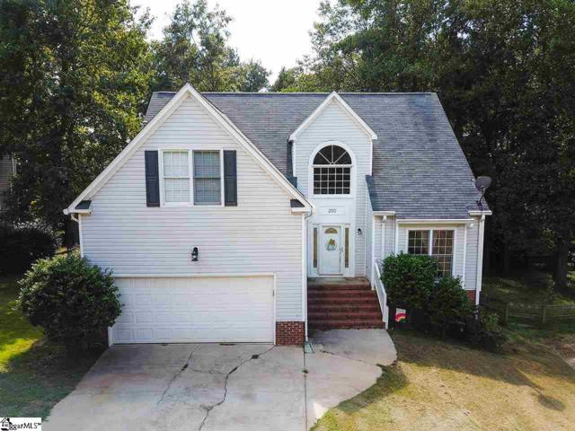 200 Neely Crossing Lane, Simpsonville, SC 29680 (#1376505) :: The Toates Team
