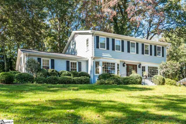 1126 Wembley Road, Greenville, SC 29607 (#1376508) :: The Toates Team