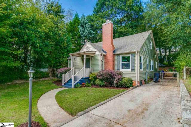 35 Lowndes Hill Road, Greenville, SC 29607 (#1376694) :: Coldwell Banker Caine