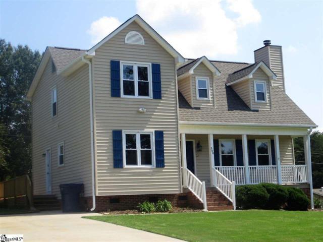 500 Hillandale Road, Liberty, SC 29657 (#1376971) :: Hamilton & Co. of Keller Williams Greenville Upstate