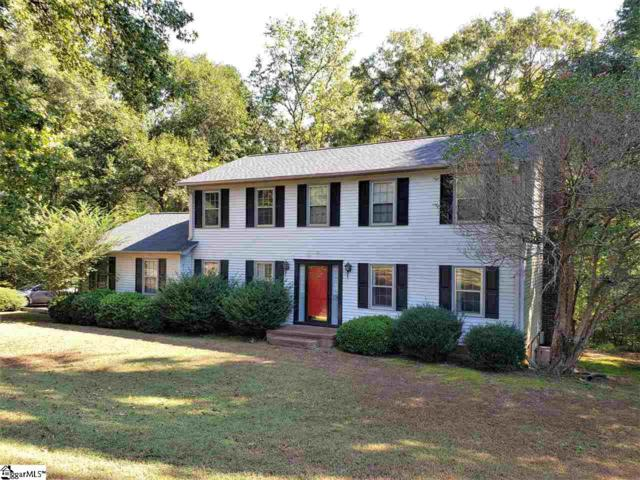 116 Mill Creek Road, Piedmont, SC 29673 (#1377604) :: RE/MAX RESULTS