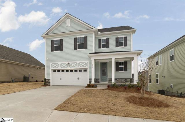 105 Daystrom Drive Homesite On40, Greer, SC 29651 (#1377648) :: The Toates Team