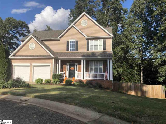 14 Bluff Ridge Court, Greenville, SC 29617 (#1377795) :: Coldwell Banker Caine