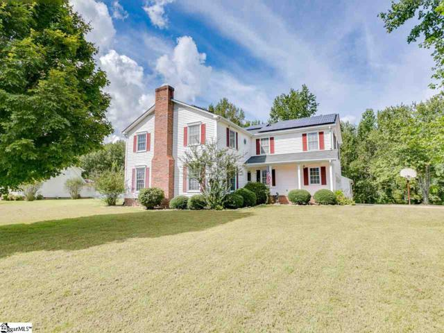 202 Mountain Crest Drive, Taylors, SC 29687 (#1377903) :: Coldwell Banker Caine
