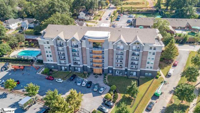 1001 S Church Street Unit 306, Greenville, SC 29601 (#1378731) :: Hamilton & Co. of Keller Williams Greenville Upstate