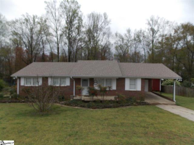 612 Creighton Drive, Taylors, SC 29687 (#1378841) :: The Haro Group of Keller Williams