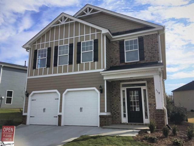 119 Heatherwood Lane, Greer, SC 29651 (#1379389) :: The Toates Team