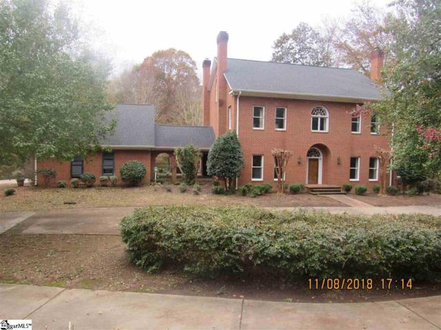 101 Creek Drive, Laurens, SC 29360 (#1380057) :: J. Michael Manley Team