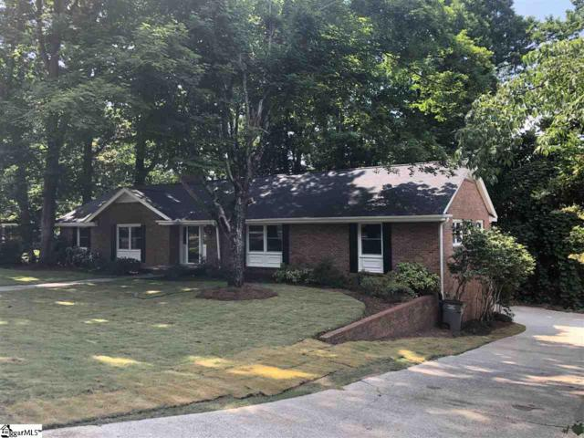 13 indian Springs Drive, Greenville, SC 29615 (#1380942) :: J. Michael Manley Team