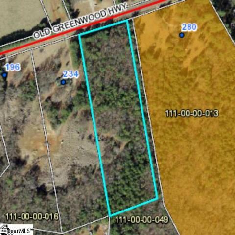 Old Greenwood Highway, abbeville, SC 29620 (#1381392) :: Hamilton & Co. of Keller Williams Greenville Upstate