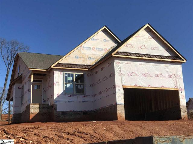 6 Asher William Way Lot 5, Taylors, SC 29687 (#1381526) :: The Robby Brady Team