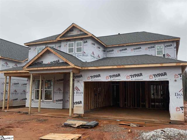 107 Quail Creek Drive Homesite 5, Greer, SC 29650 (#1382641) :: The Toates Team