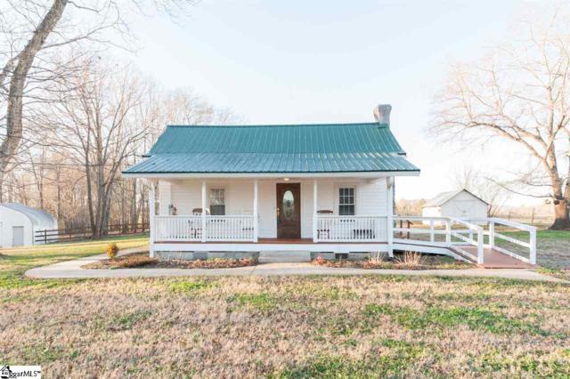 431 Barnett Road, Greer, SC 29651 (#1382895) :: Hamilton & Co. of Keller Williams Greenville Upstate