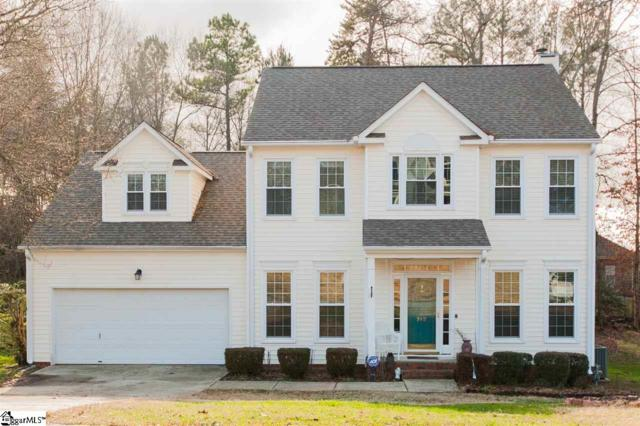 240 Neely Crossing Lane, Simpsonville, SC 29680 (#1383361) :: Hamilton & Co. of Keller Williams Greenville Upstate