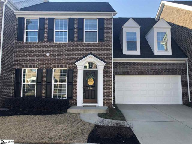 224 Bickleigh Court, Simpsonville, SC 29681 (#1383570) :: Coldwell Banker Caine