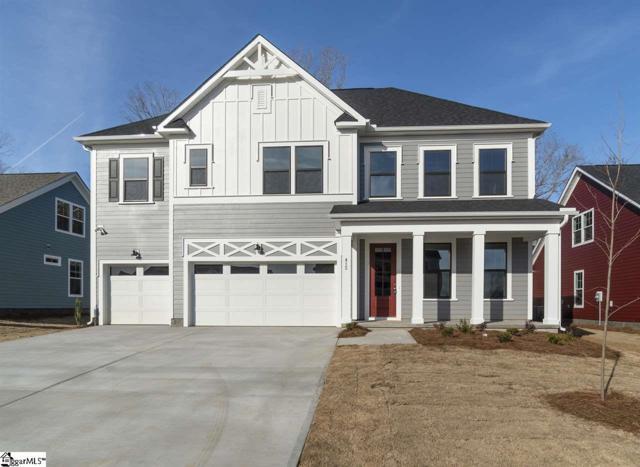 415 Nebbiolo Lane Homesite Cn8, Simpsonville, SC 29681 (#1383706) :: Coldwell Banker Caine