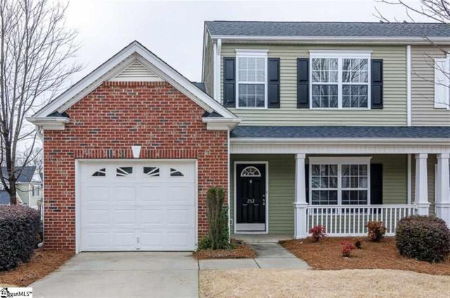 252 Cedar Crossing Lane, Greenville, SC 29615 (#1383805) :: Connie Rice and Partners