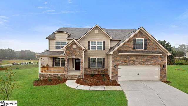 116 Bluebell Lane, Easley, SC 29642 (#1384215) :: Coldwell Banker Caine