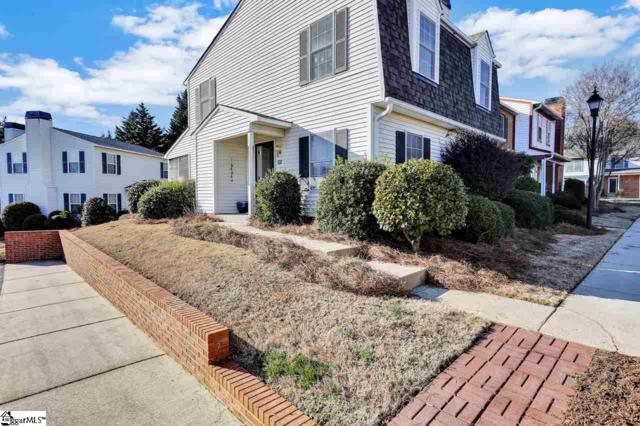 97 Jamestowne II Way #88, Taylors, SC 29687 (#1384238) :: Connie Rice and Partners