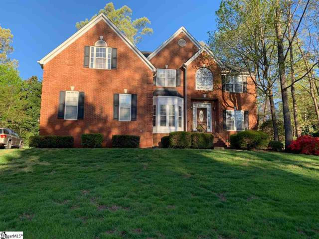 11 Ashbury Drive, Simpsonville, SC 29681 (#1384858) :: Hamilton & Co. of Keller Williams Greenville Upstate