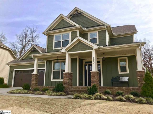 120 Beaumont Creek Lane, Greenville, SC 29609 (#1385564) :: Coldwell Banker Caine