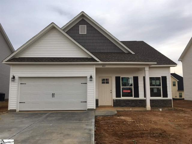 803 Camberwell Road Lot 371, Simpsonville, SC 29680 (#1385572) :: The Toates Team