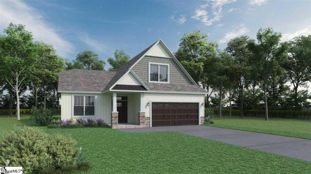 38 Double Crest Drive Lot 10, Taylors, SC 29687 (#1385936) :: Connie Rice and Partners