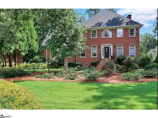 107 Deer Wood Drive, Easley, SC 29642 (#1386645) :: Hamilton & Co. of Keller Williams Greenville Upstate
