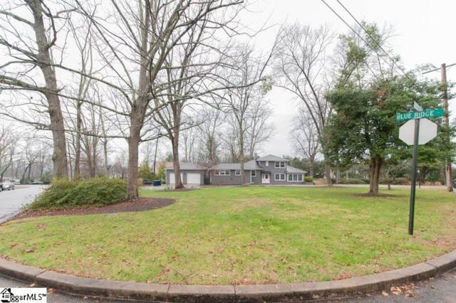 119 Blue Ridge Drive, Greer, SC 29651 (#1387313) :: J. Michael Manley Team