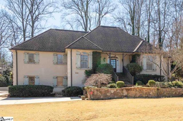12 Club Forest Lane, Greenville, SC 29605 (#1387494) :: The Toates Team