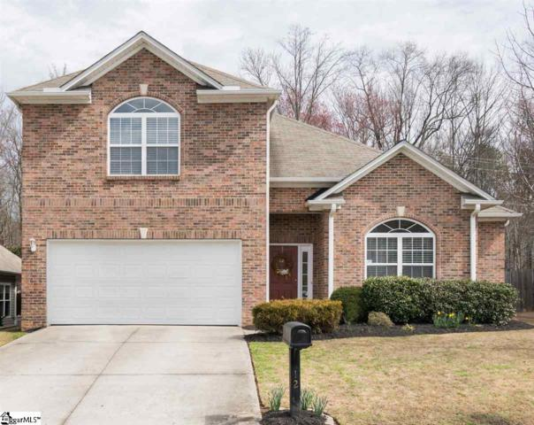 12 Slow Creek Drive, Simpsonville, SC 29681 (#1387495) :: J. Michael Manley Team