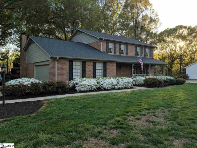 110 Pecan Hill Drive, Simpsonville, SC 29681 (#1388307) :: The Haro Group of Keller Williams
