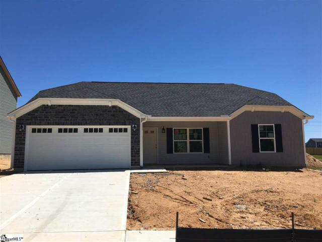 102 Mitford Way Lot 2, Fountain Inn, SC 29644 (#1389949) :: Connie Rice and Partners