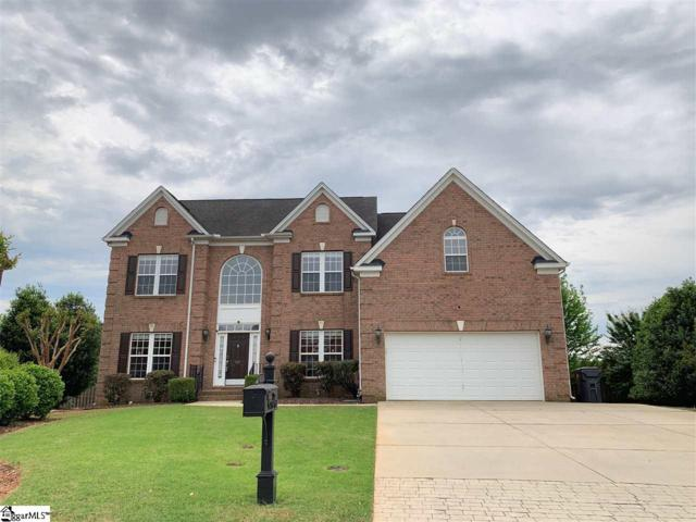1116 Carriage Park Circle, Greer, SC 29650 (#1390610) :: The Toates Team