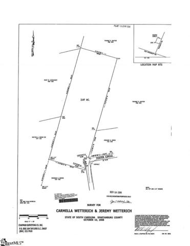 0 Foster Circle, Greer, SC 29652 (#1392247) :: J. Michael Manley Team