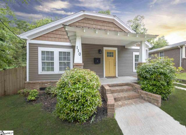 110 Maco Street, Greenville, SC 29607 (#1392385) :: Coldwell Banker Caine