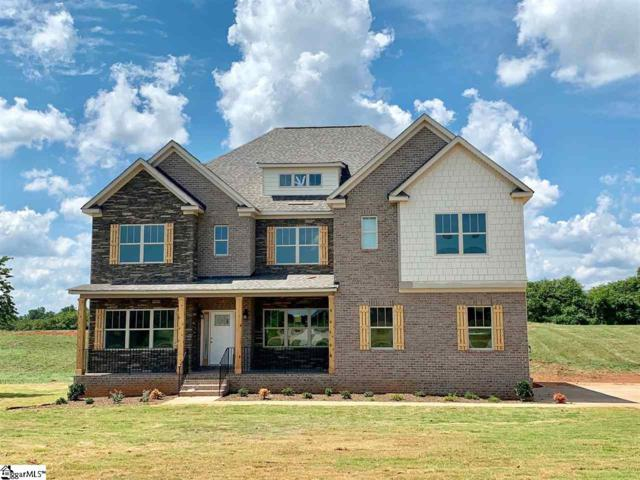 1115 Bellmare Way Site 9, Williamston, SC 29697 (#1392691) :: Coldwell Banker Caine