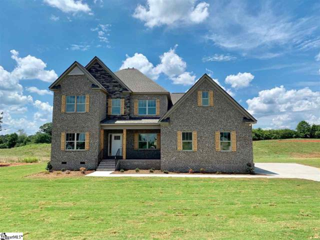 1109 Bellmare Way Site 10, Williamston, SC 29697 (#1392693) :: Coldwell Banker Caine