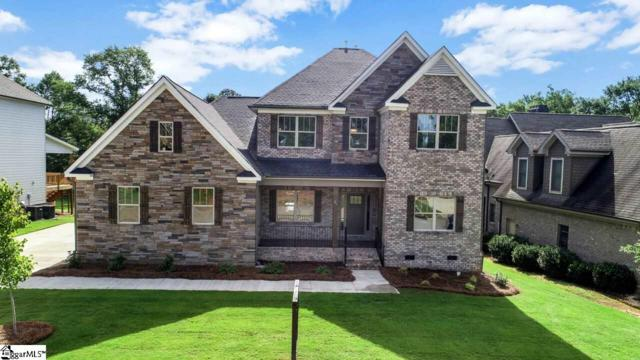27 Leafmore Court Homesite 7, Simpsonville, SC 29680 (#1392739) :: Hamilton & Co. of Keller Williams Greenville Upstate