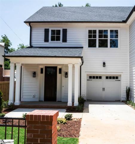 617 A Arlington Avenue Unit A, Greenville, SC 29601 (#1394234) :: J. Michael Manley Team
