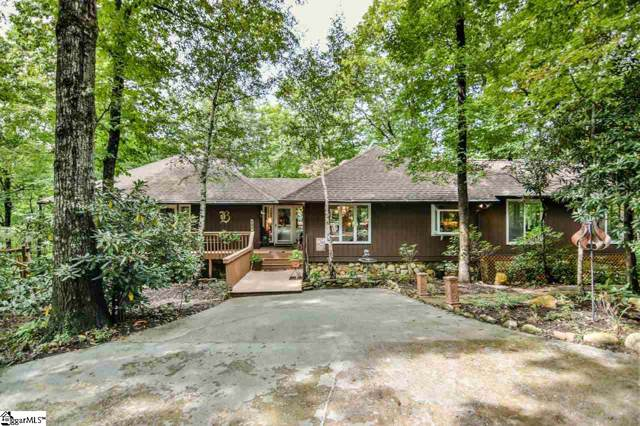 208 Rhododendron Drive, Cleveland, SC 29635 (#1394526) :: The Toates Team