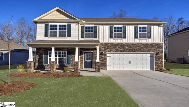1121 Downing Bluff Road, Simpsonville, SC 29681 (#1395208) :: The Toates Team