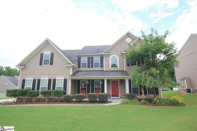 301 Amberleaf Way, Simpsonville, SC 29681 (#1395462) :: Coldwell Banker Caine